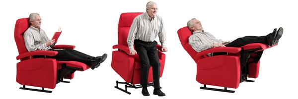 sta-op-stoel op maat passing