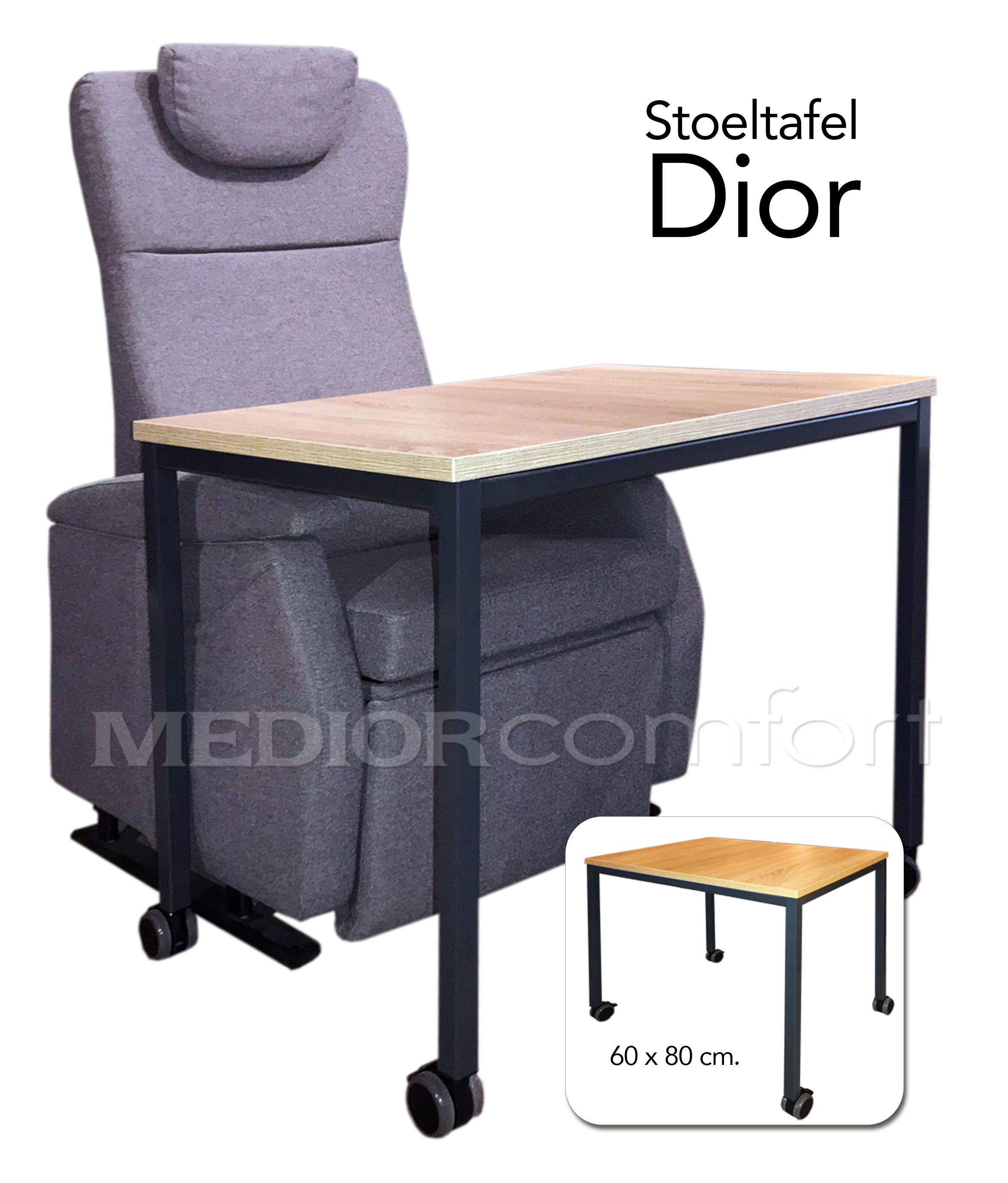 stoelleestafel